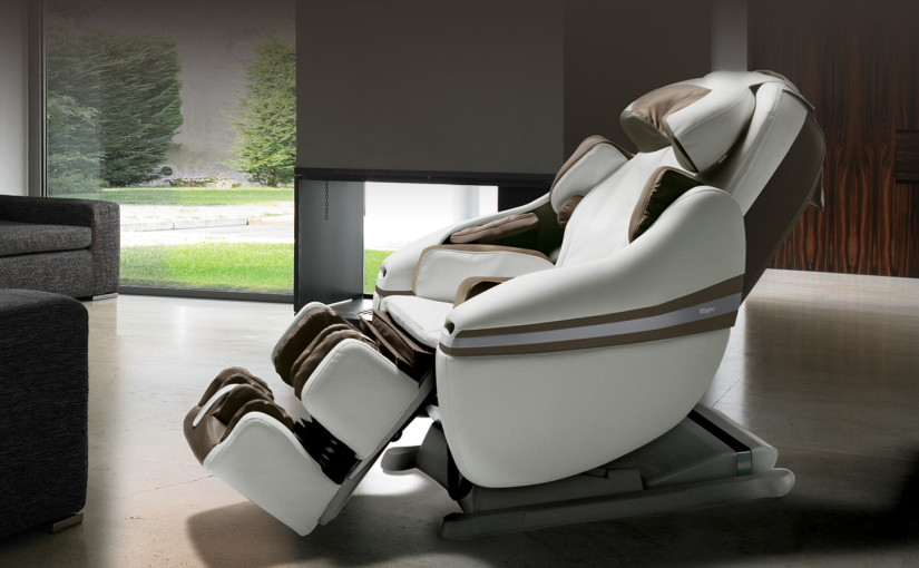Massage Chairs – Day Spa Treatment at Home – I love It